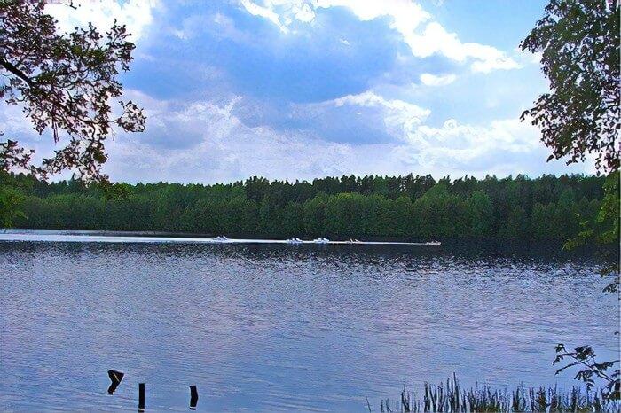 Jezioro Kosobudno kaszuby