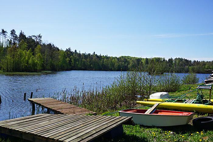 Jezioro Księże (gmina Parchowo)
