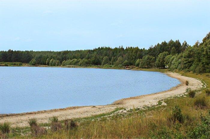 Jezioro Gogolinek domki letniskowe, noclegi