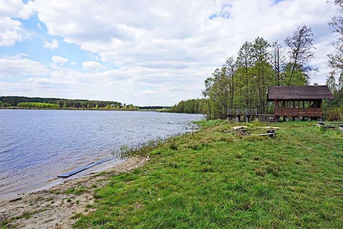 Jezioro Kiełpińskie