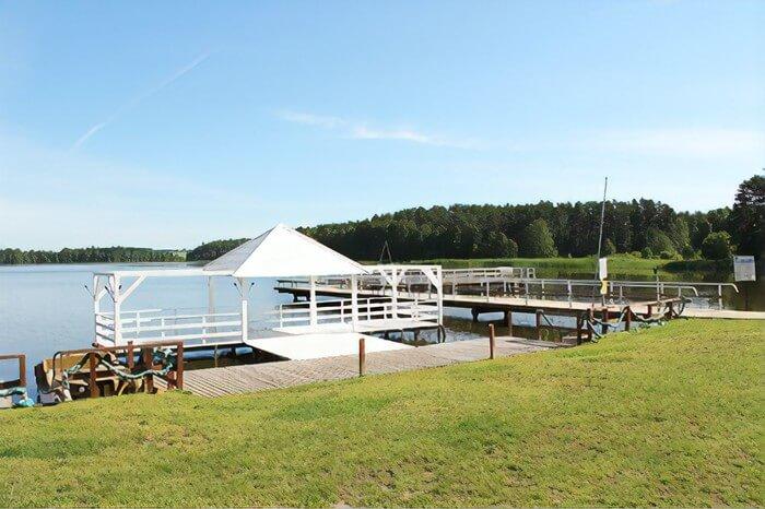 Jezioro Święte domki letniskowe, noclegi