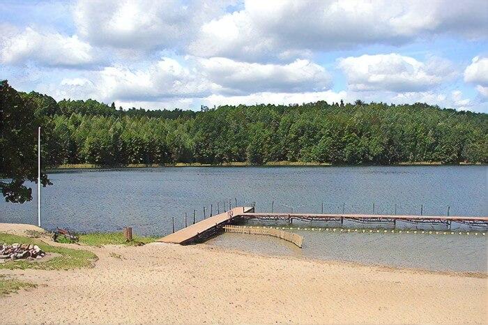 Jezioro Słupino / Cheb