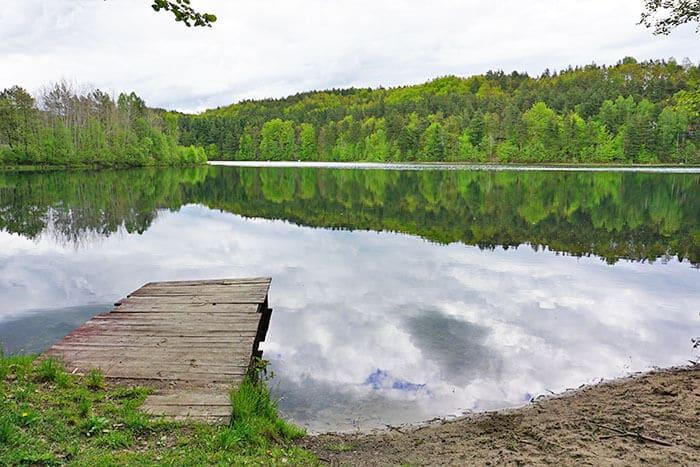 Jezioro Kniewo domki letniskowe, noclegi