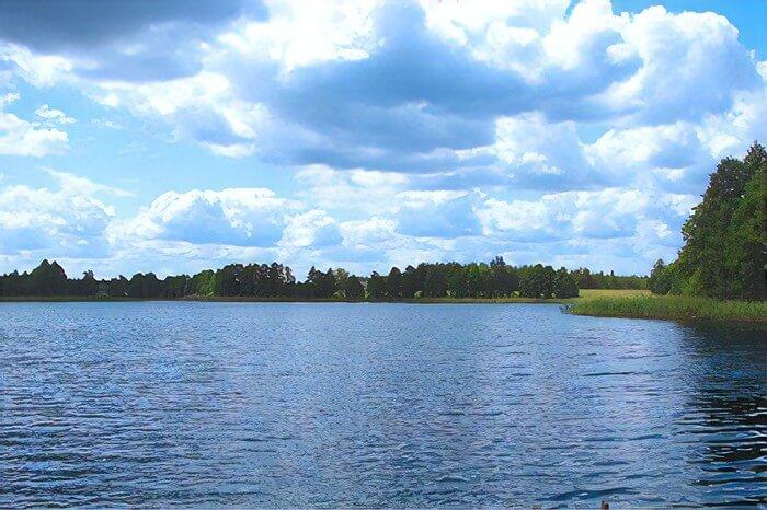 Jezioro Miały