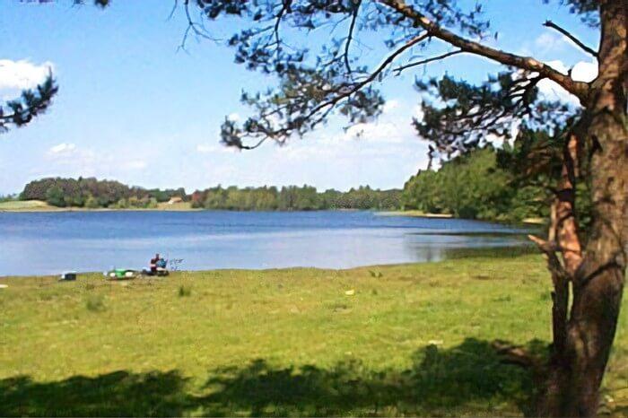 Jezioro Kamień domki letniskowe, noclegi