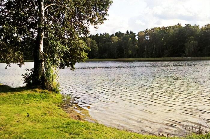 Jezioro Szteklin (Steklin)