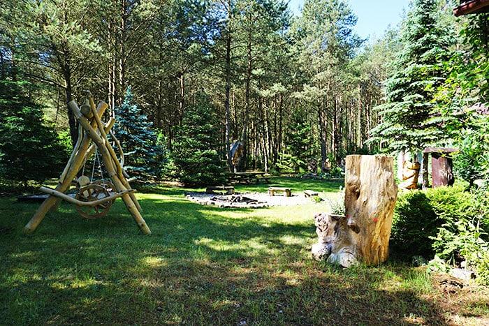 Domek Nr 048 Rezydencja W Lesie Cisza Jeziora Domferie