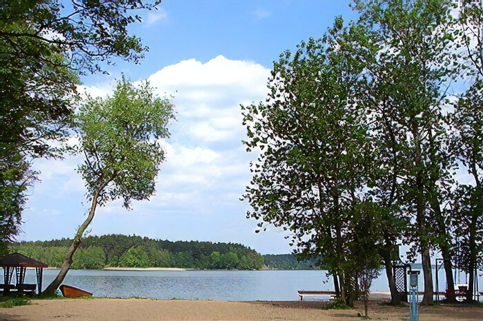 Jezioro Wdzydze domki letniskowe, noclegi