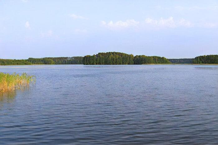 Jezioro Ocypel Wielki domki letniskowe, noclegi