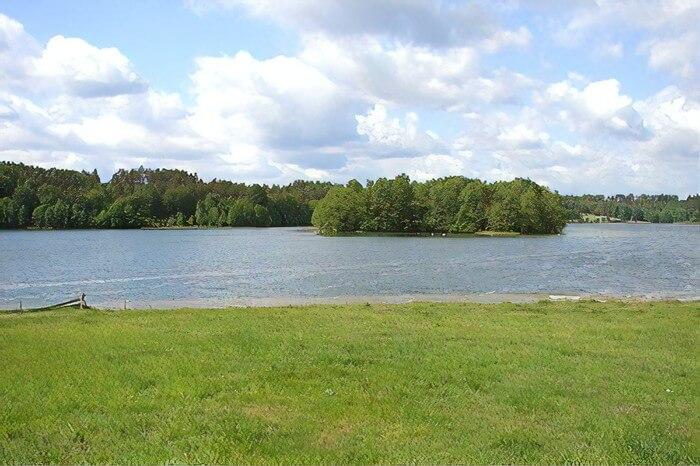Jezioro Gwiazdy kaszuby