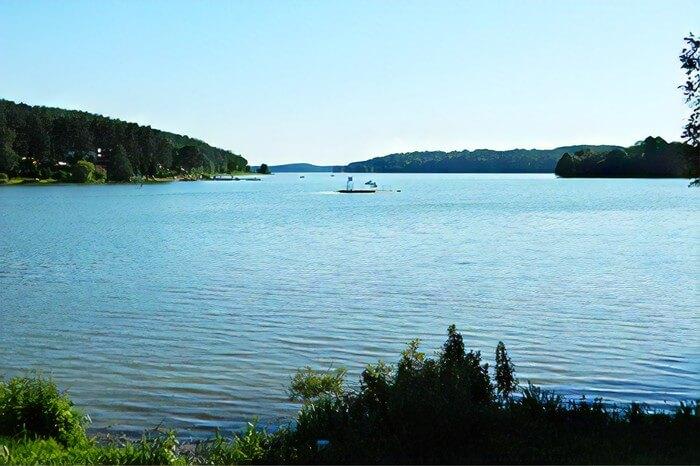 Jezioro Raduńskie Górne domki letniskowe, noclegi