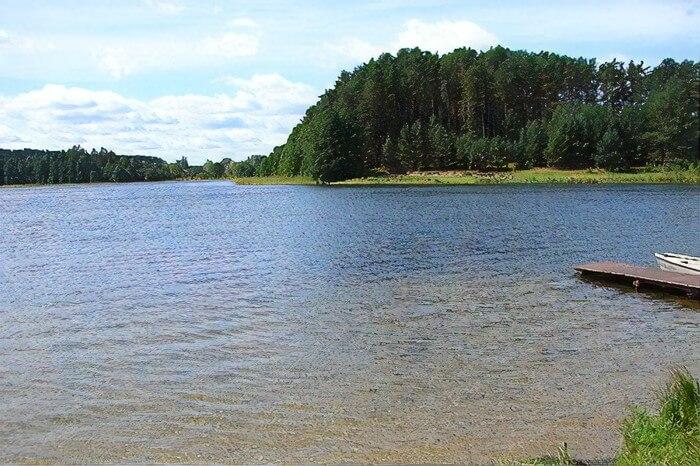 Jezioro Młosino