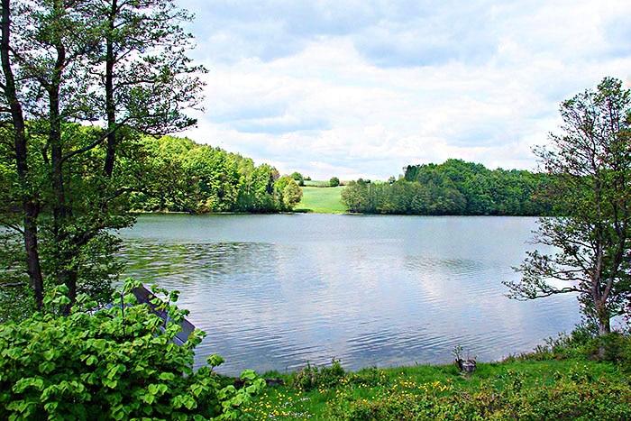 Jezioro Trzebież (Nożyńskie)