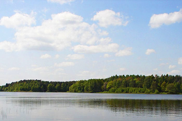 Jezioro Strzepcz
