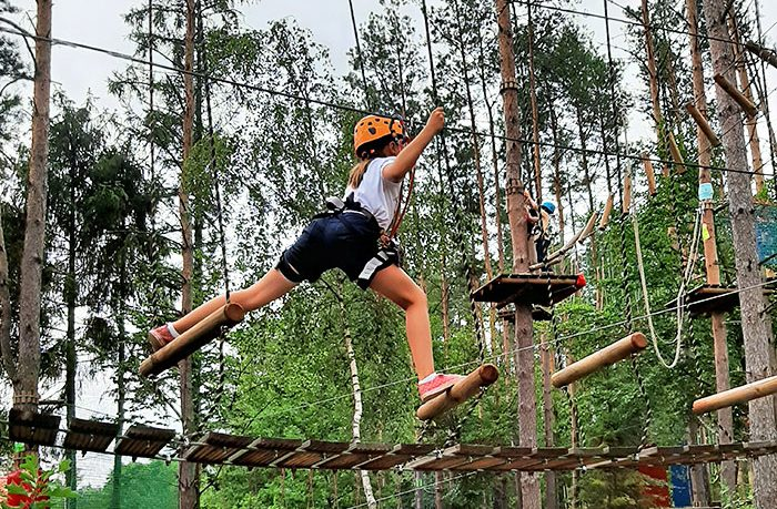 Park Linowy Załakowo Forest Park
